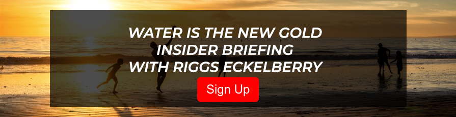 Insider Briefing Sign Up banner