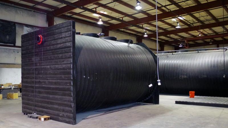 Modular Water SRTP Vessels