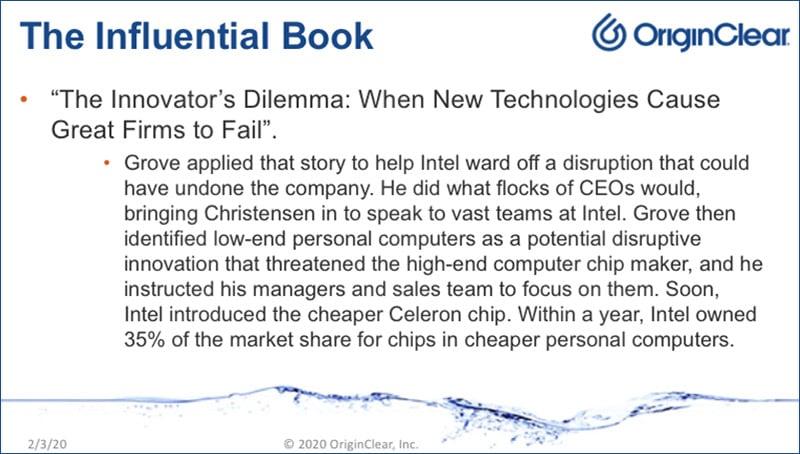 Inovators Dilemna