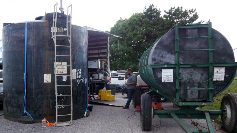 OKC Treatment Processing Tanks