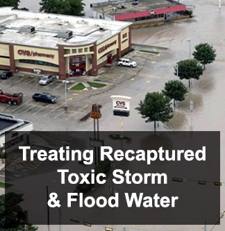Treating Recapturd Storm Water