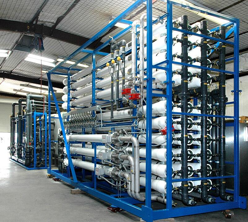 PWT Ultrafiltration Systems Hero