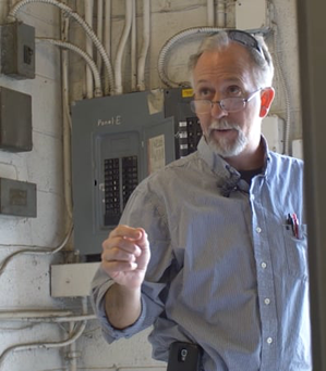 Dan Early Chief Engineer OriginClear
