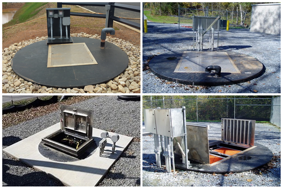 Fully Installed Pump and Lift Stations