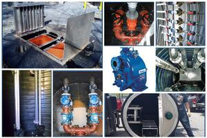 EveraMOD is made with quality hatches, valves, guide rails, pumps, hardware and fittings