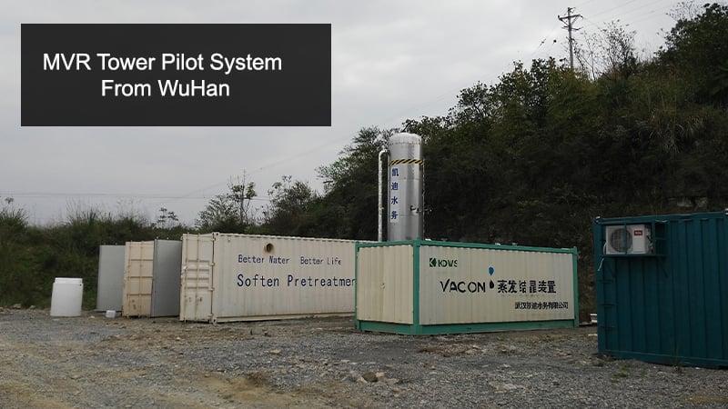 Sinopec MVR Tower Pilot System