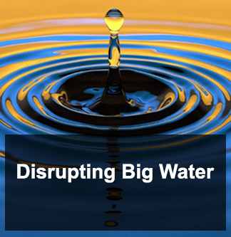 Water - New Gold - Disrupting