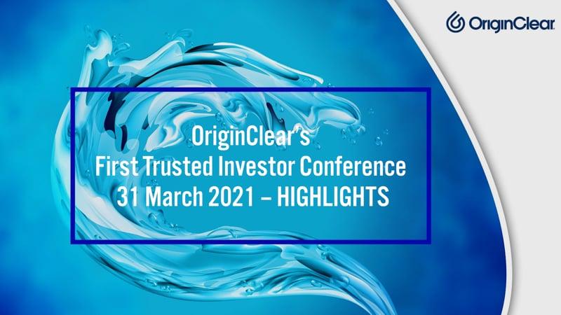 Trustee Investor Conf title