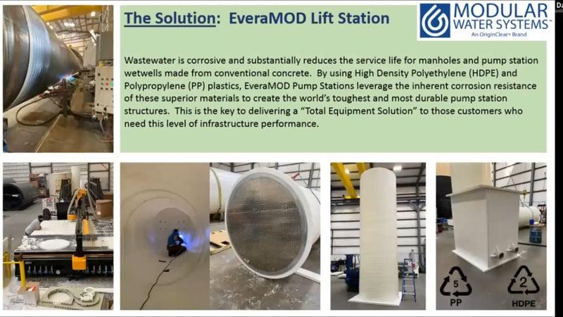 EveraMOD Lift Station