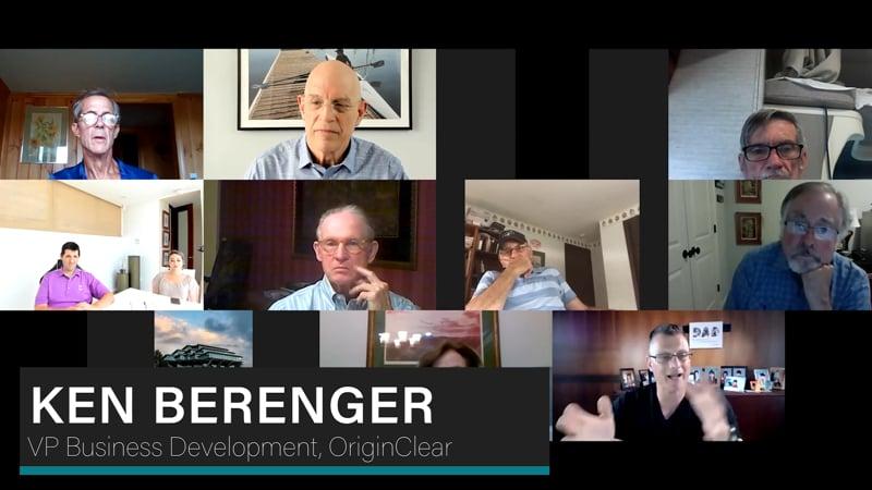 Ken Berenger Investor conference