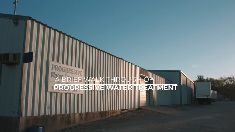 Progressive Water Treatment, McKinney Texas