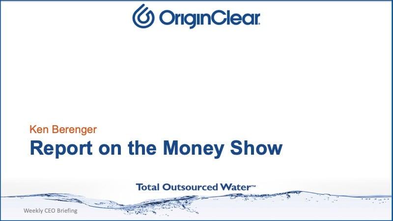 Money Show report