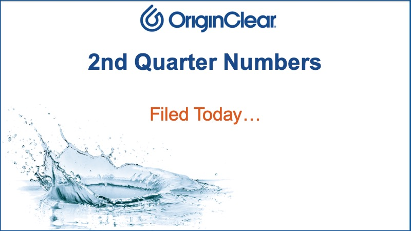 Q2 Numbers