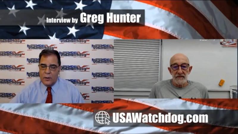 Greg Hunter - Clif High image
