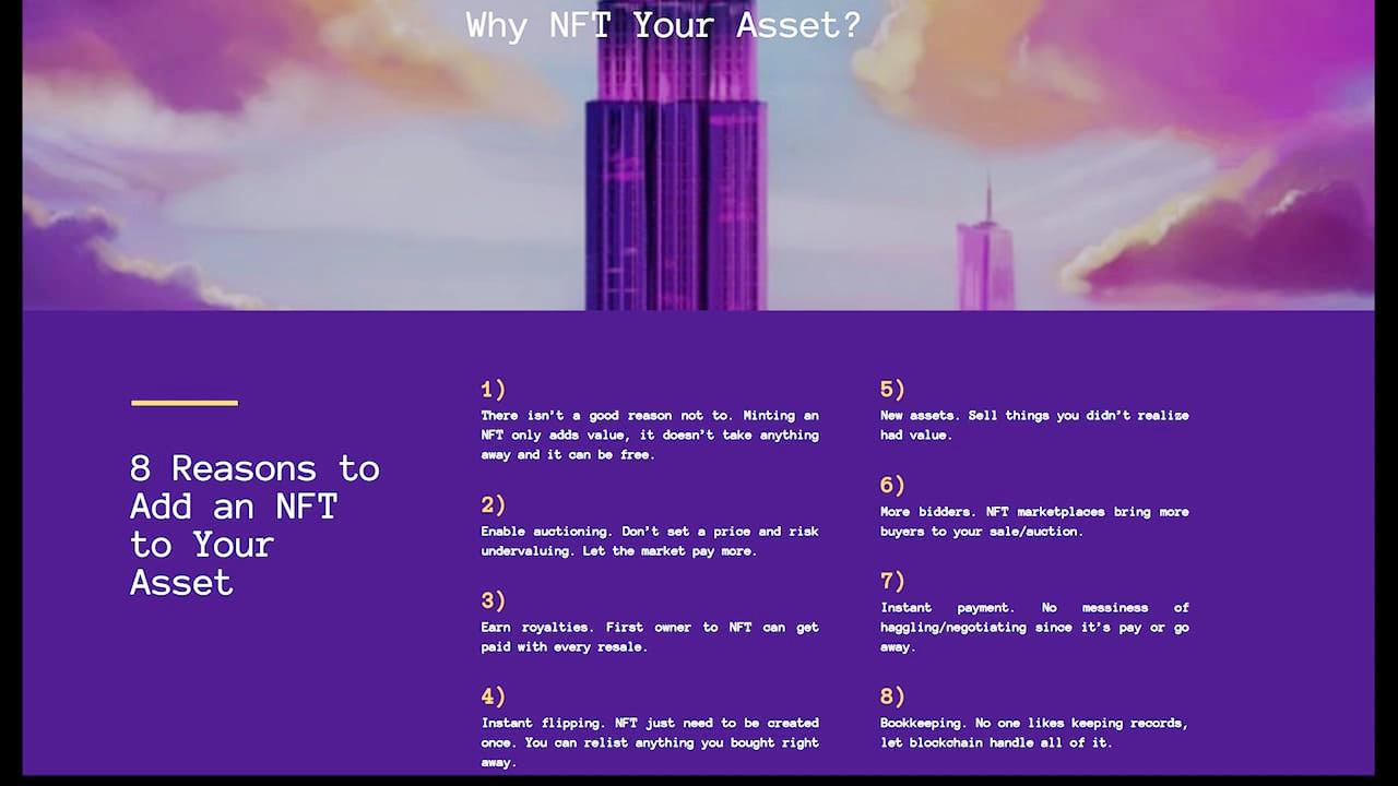NFT Your Asset