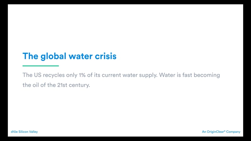 d10e global water crisis