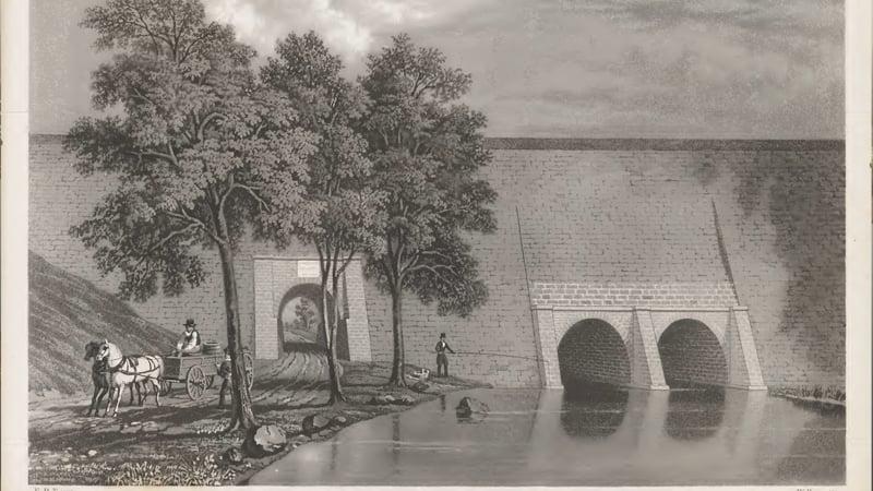 NY Water aquaduct