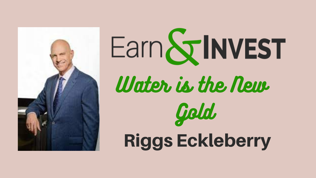 Water is the New Gold (1)