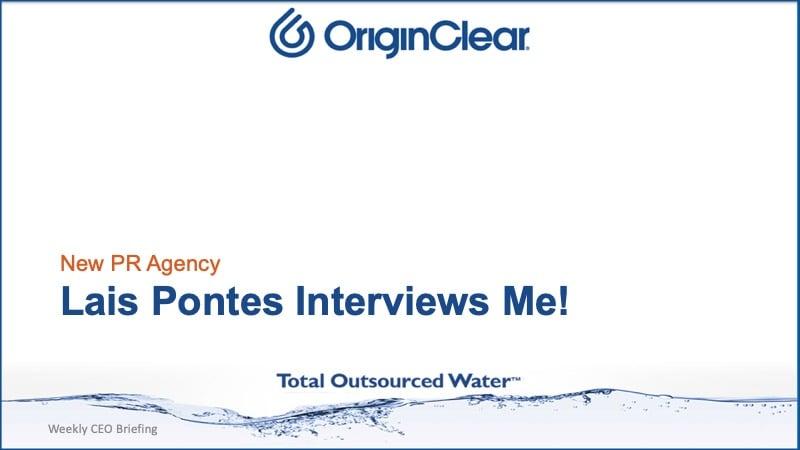 Lais Pontes Interviews me