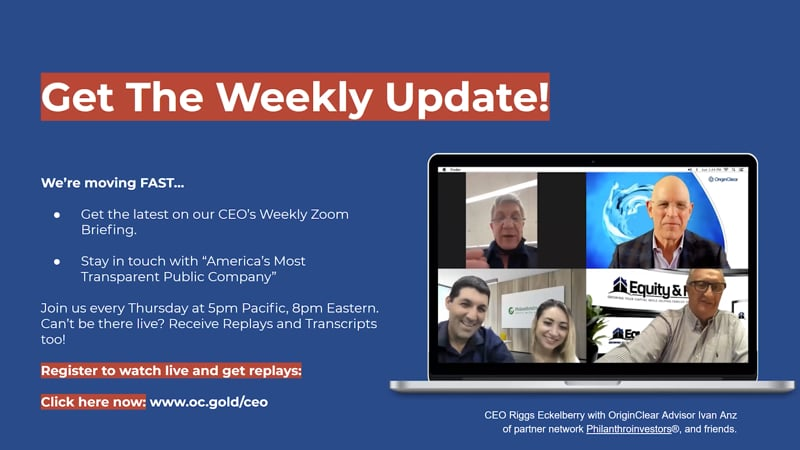 Get the weekly update