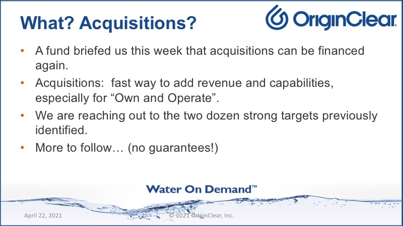What-acquisitions
