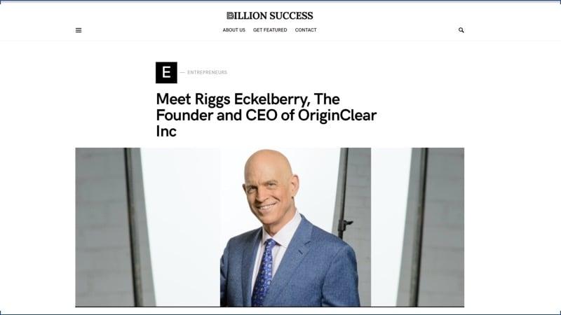 Billion Success