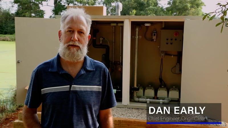 Dan Early at Alabama MHP