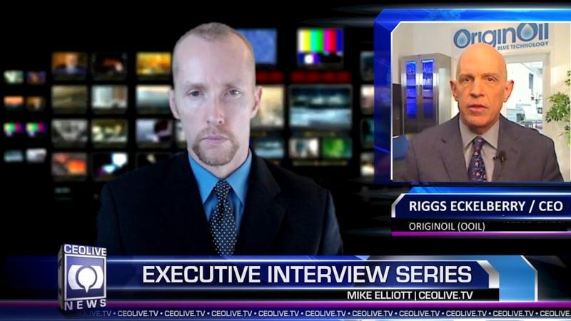 Riggs -Exec Interview