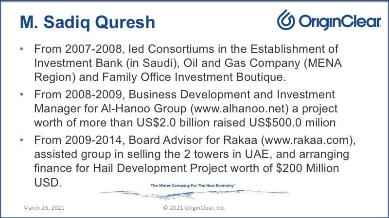 M. Sadiq Qureshi