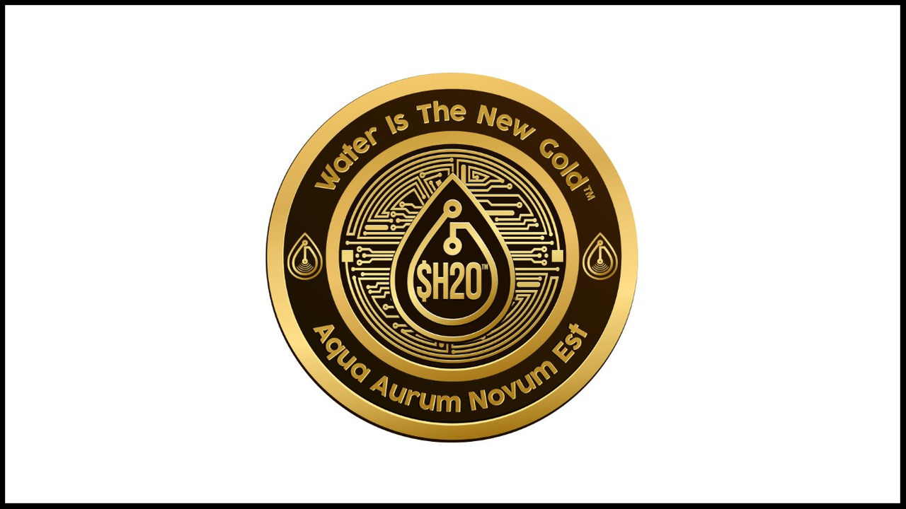 $H2O coin with ™ 1280x720