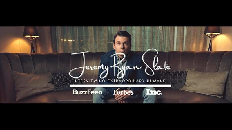Jeremy Ryan Slate interview