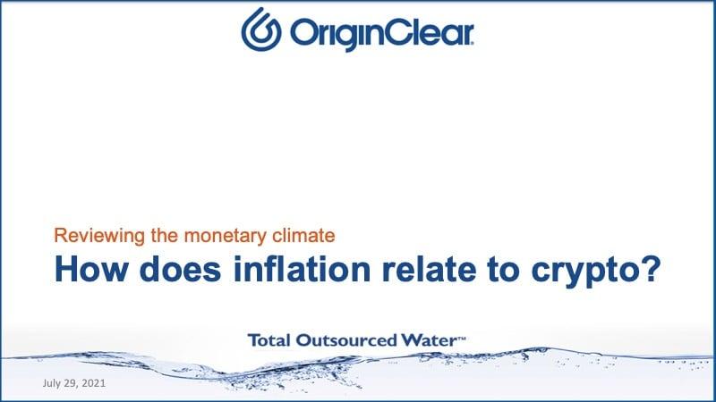 Inflation-crypto