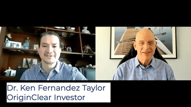 Dr Ken Fernandez Taylor interview
