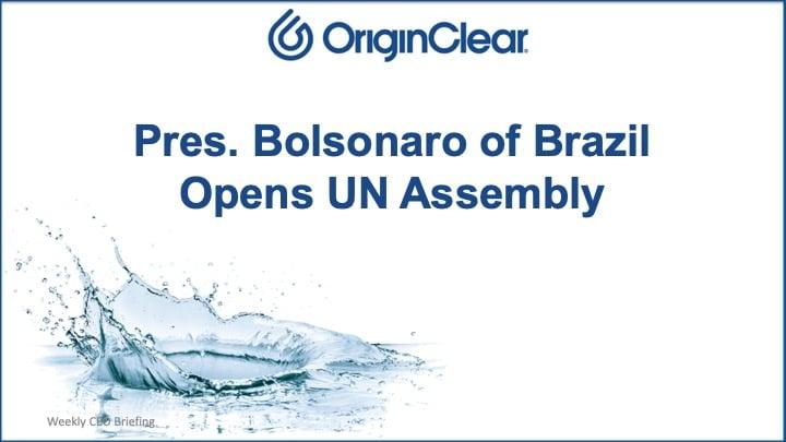 Pres of Brazil