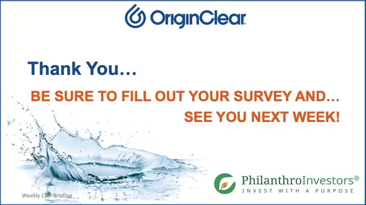 Thanks You - Survey