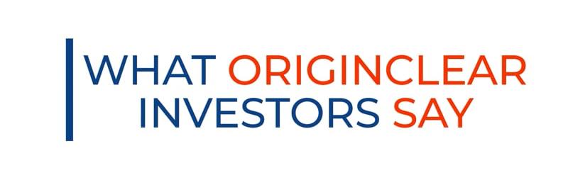What OC Investors say crop