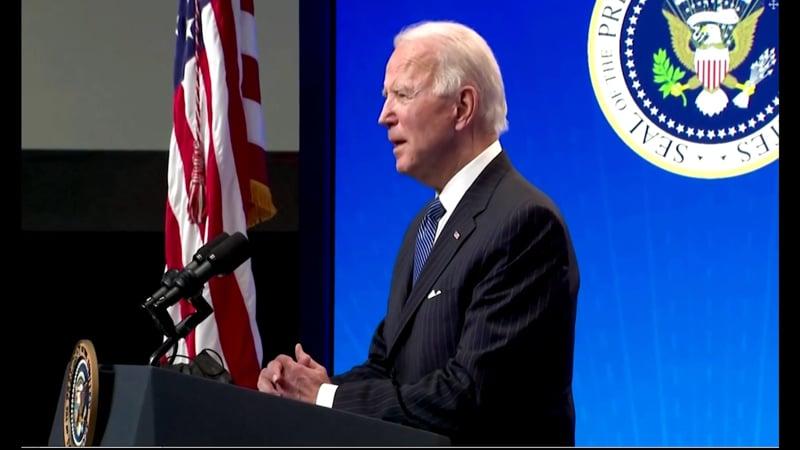 Biden buy American press conference