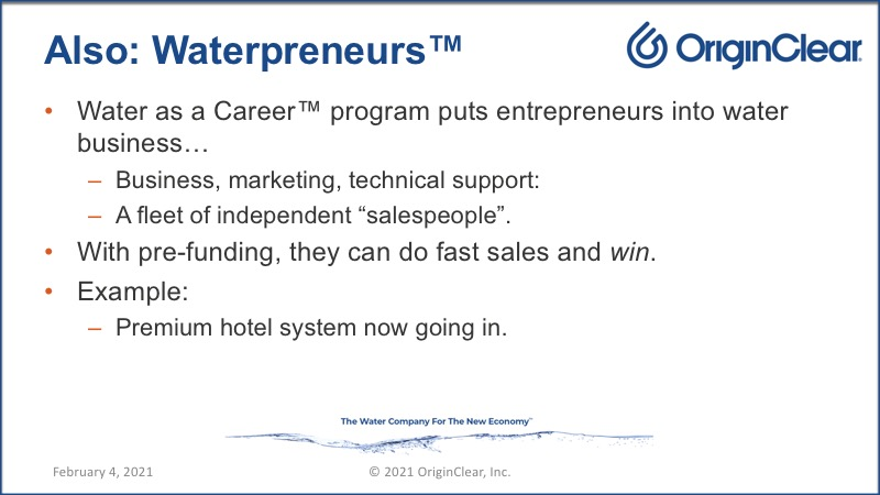 Waterpreneurs