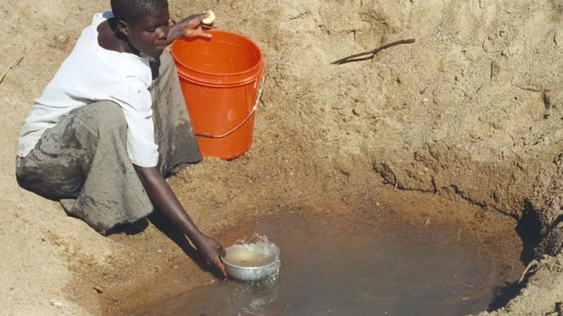 Water cleanliness and scarcity