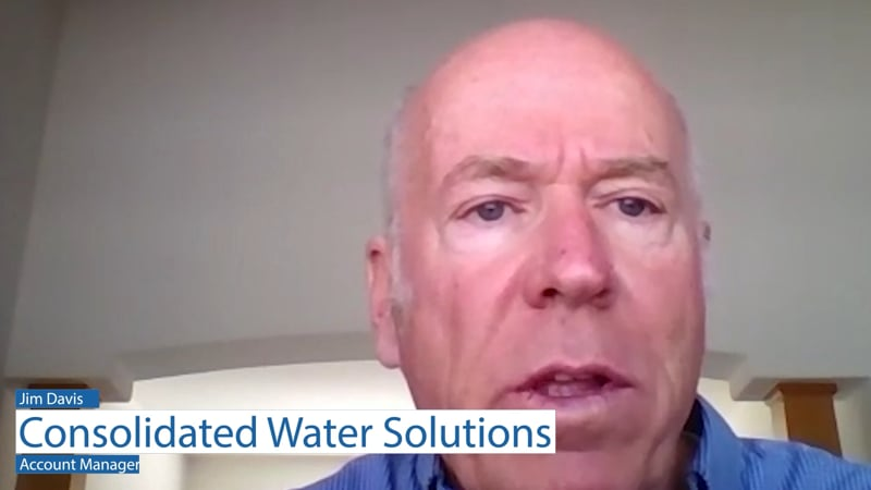 Jim Davis Consolidated Water Solutions