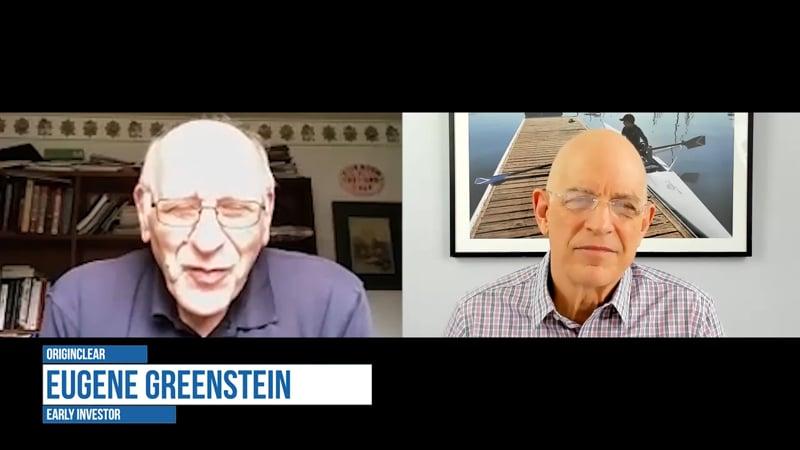 6 May 2021 Briefing Eugene Greenstein