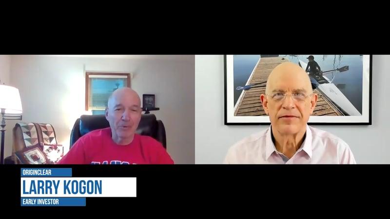 6 May 2021 Briefing Larry Kogon