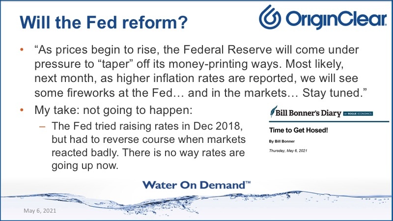 Will the Fed reform