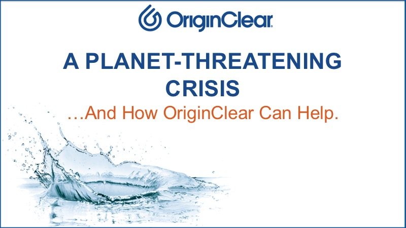 Planet threatening crisis