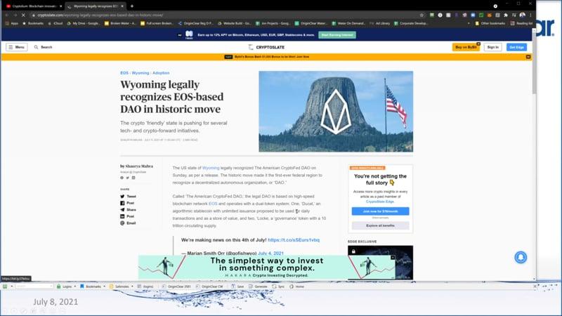 DAO - American CryptoFed