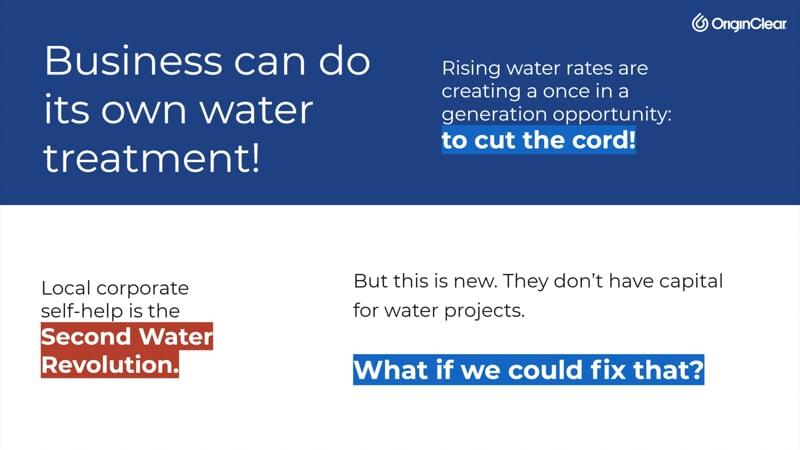 Biz - Own Water Treatment