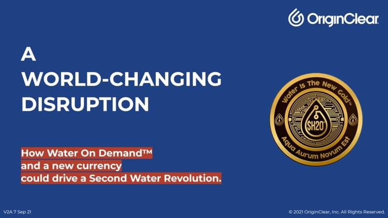 World-changing Disruption
