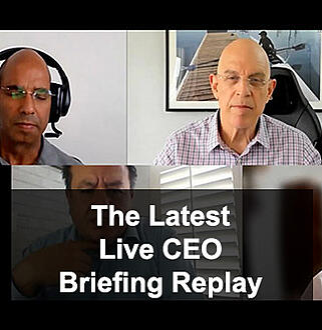 CEO Briefing 16 Sep 21