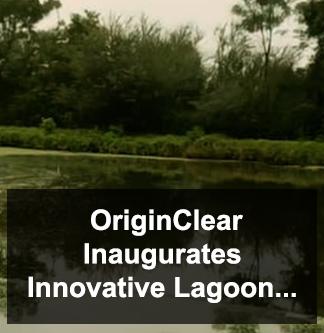 Innovative Lagoon Treatment