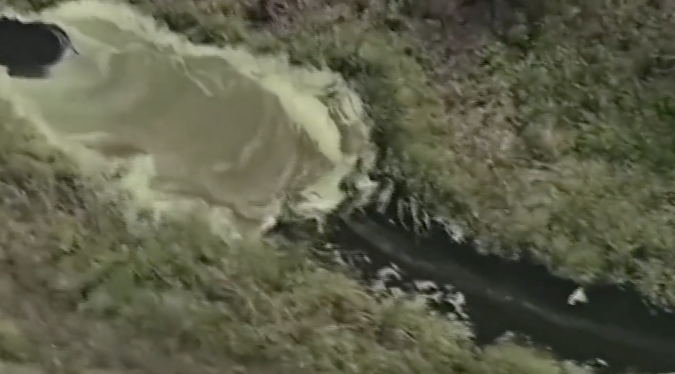 Piney Point toxic waste leak